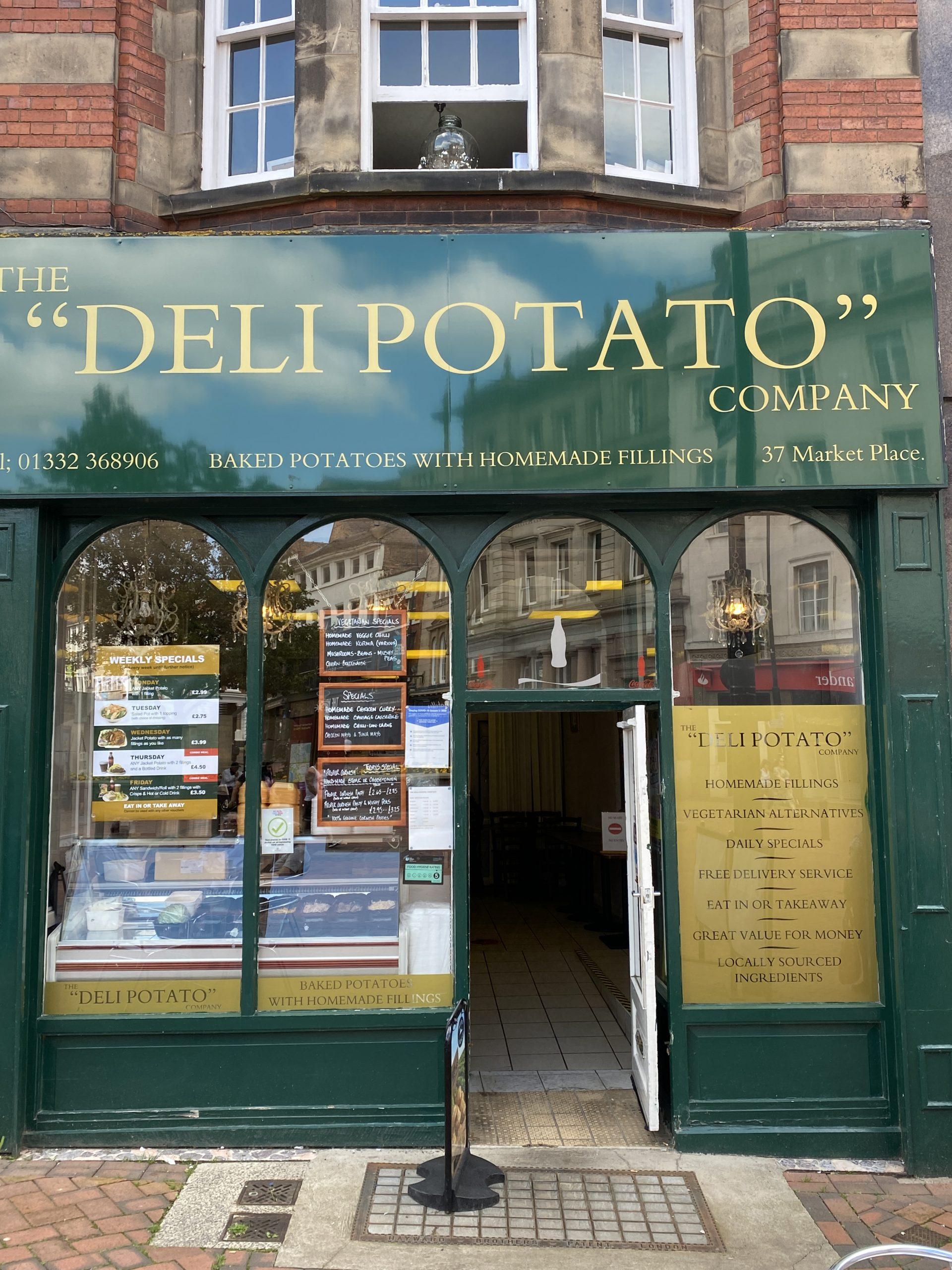 The Deli Potato Company
