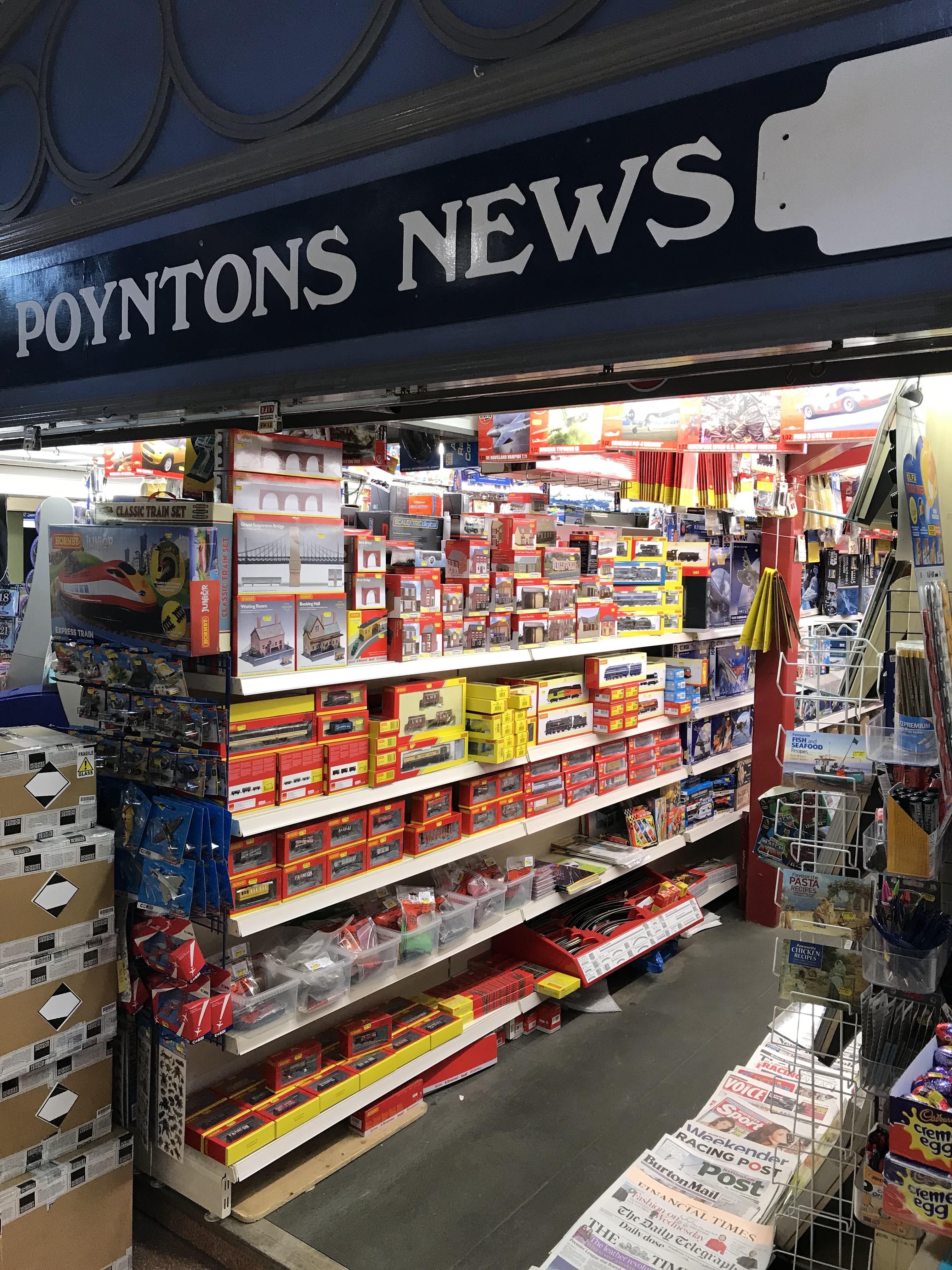 Poyntons