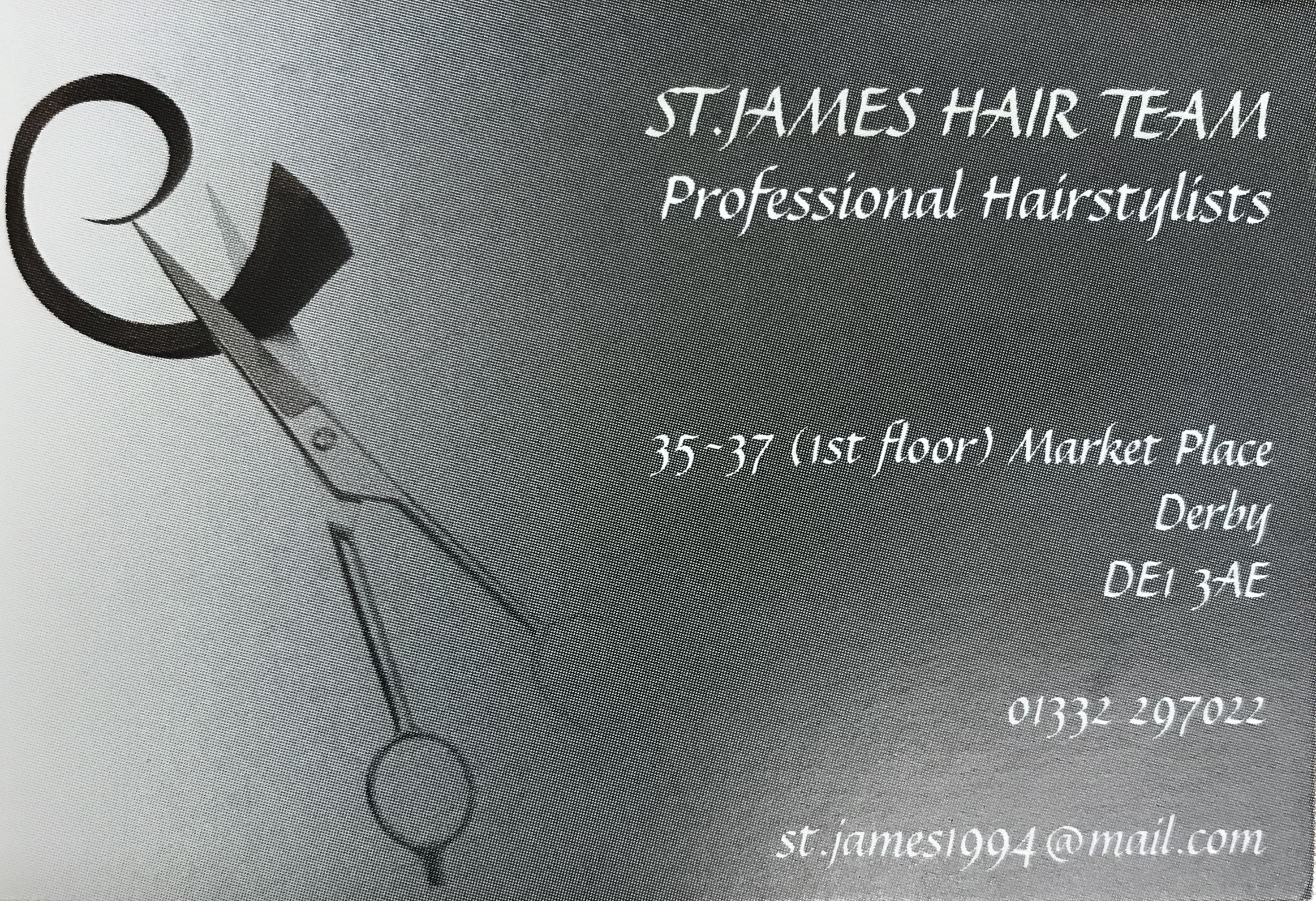 St James Hair Team
