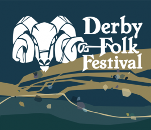 Derby Folk Festival Logo