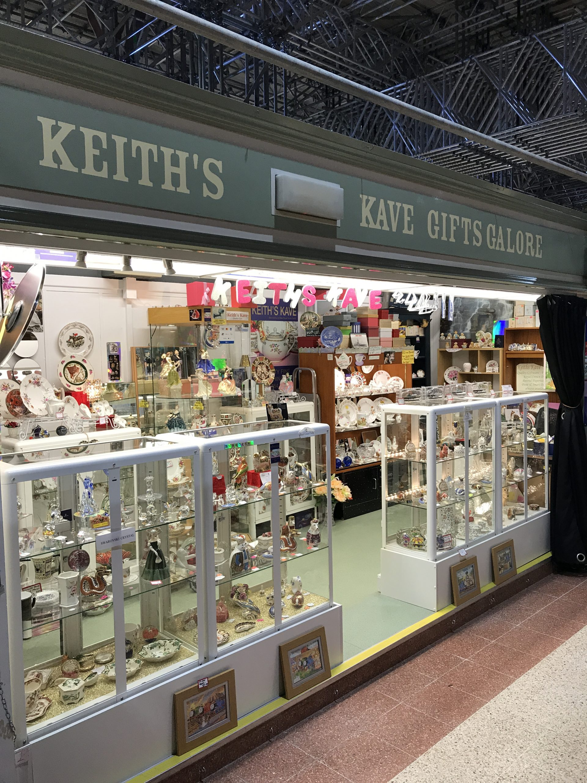 Keith's Kave