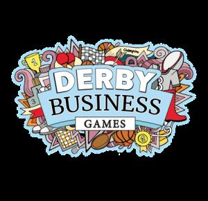 Derby Business Games Logo
