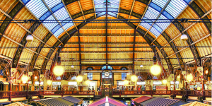 Derby Market Hall Renovations