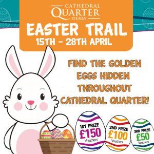 CQ Easter Trail