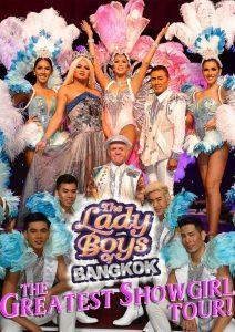 Ladyboys of bangkok