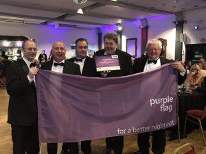Purple Flag Award