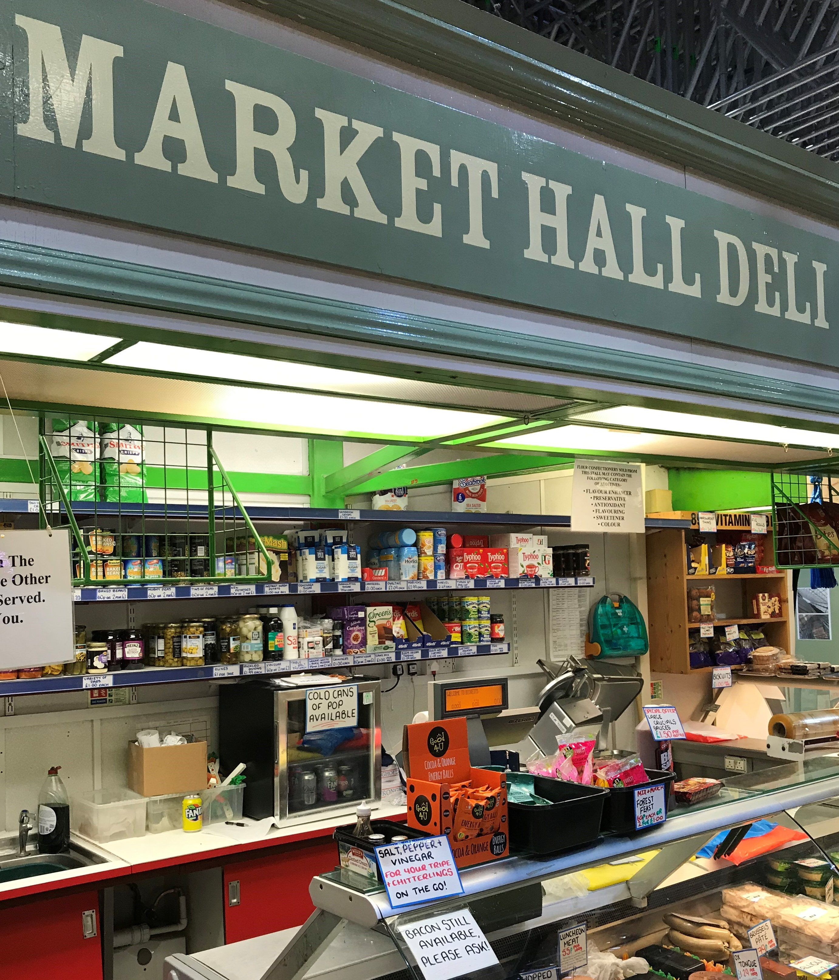 Market Hall Deli