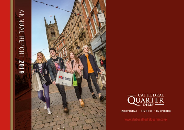 The Cathedral Quarter BID Annual Report