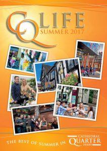 CQ Life Magazines