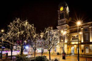 Christmas Lights & Entertainment
